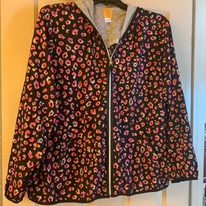 Ruby Road Nylon Jacket w/Hood